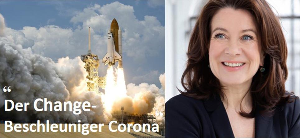 Change Beschleuniger Corona